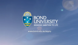Bond University's recruitment video