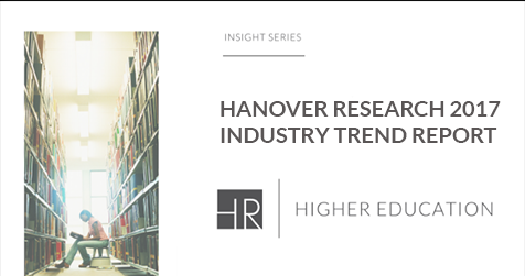 Higher Education Trends Report