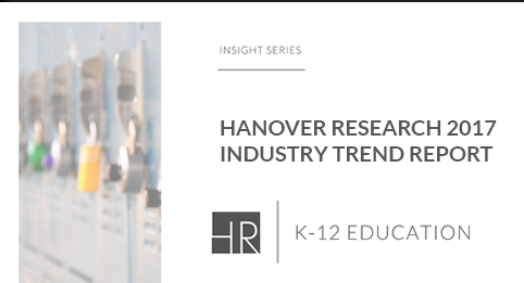 K-12 Education Trends Report