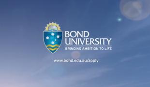 Bond University's recruitment video