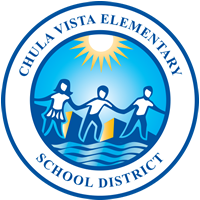 Chula Vista Elementary School District logo
