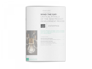 New Product Development Research Brief - NPD