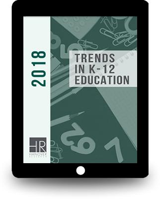 Trends in K-12 Education: 2018