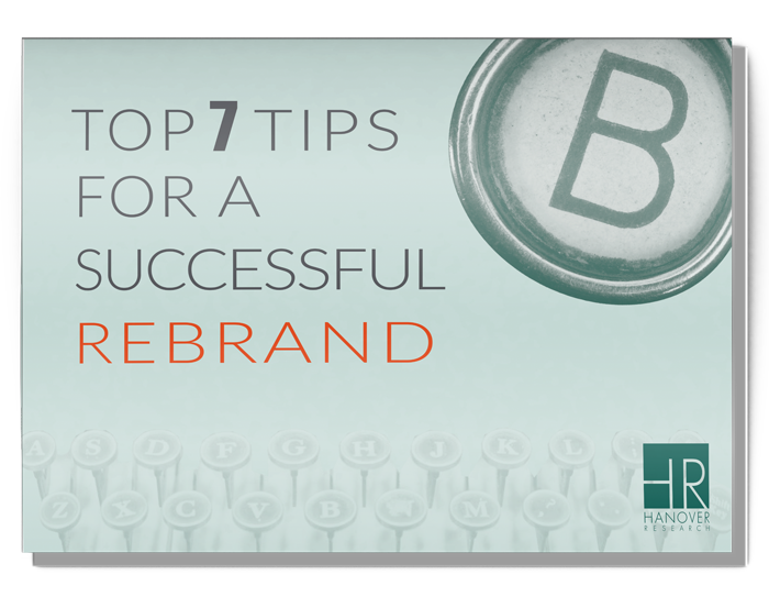 Top 7 Tips for a Successful Rebrand