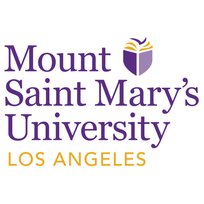 Mt St Mary's University Los Angeles logo