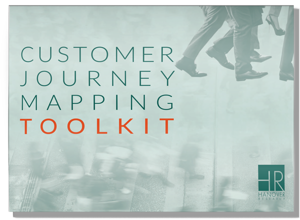 Customer Journey Mapping Toolkit - eBook