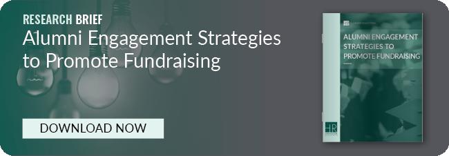 Higher Education Alumni Engagement Strategies