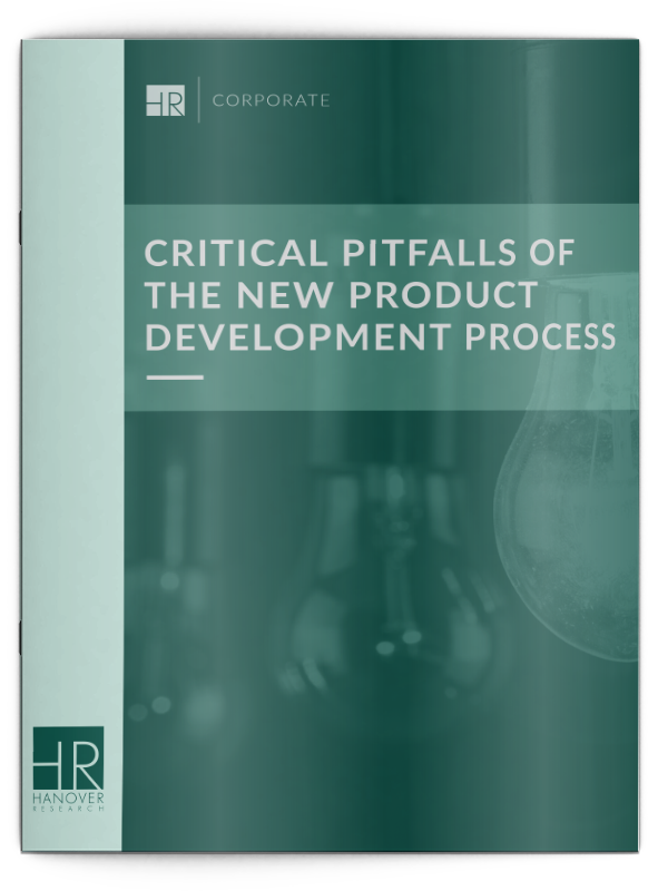 critical pitfalls of the new product development process