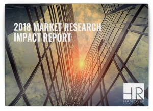 2018 Market Research Impact Report