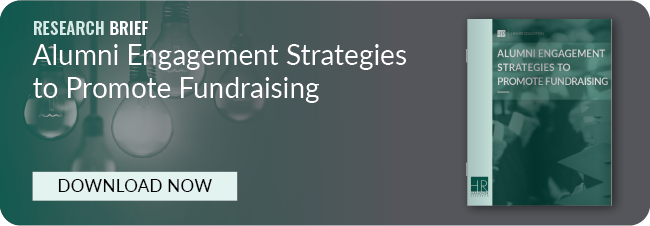 alumni engagement strategies