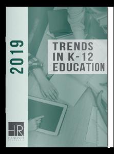 Trends in K-12 Education: 2019