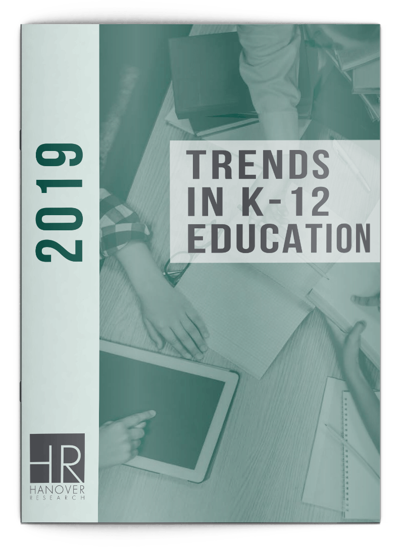 Trends in K-12 Education: 2019