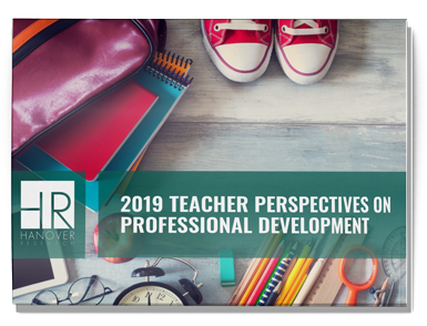 2019 Teacher Perspectives on Professional Development