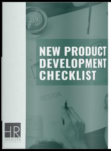 new product development checklist