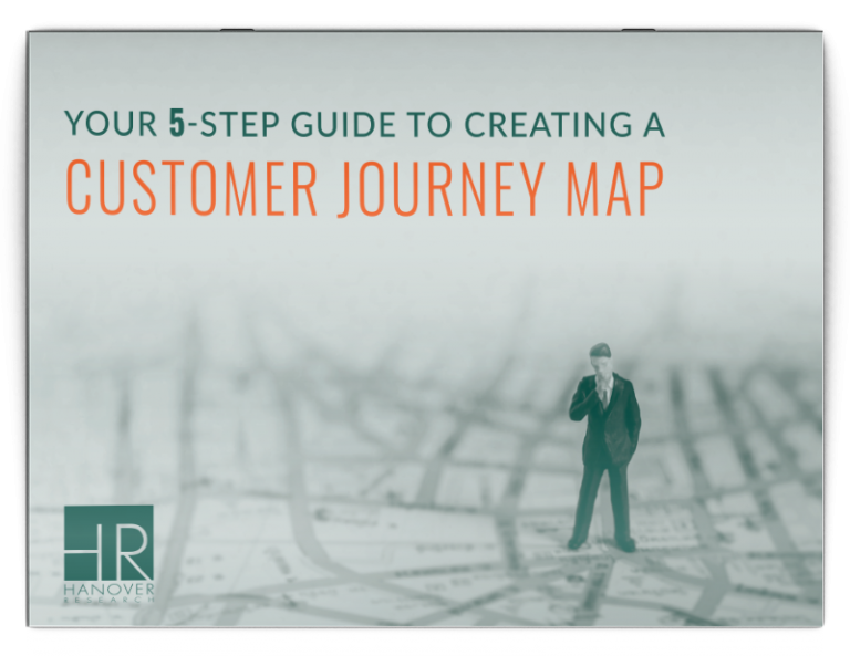your 5-step guide to creating a customer journey map