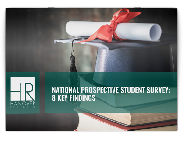 National Prospective Student Survey: 8 Key Findings