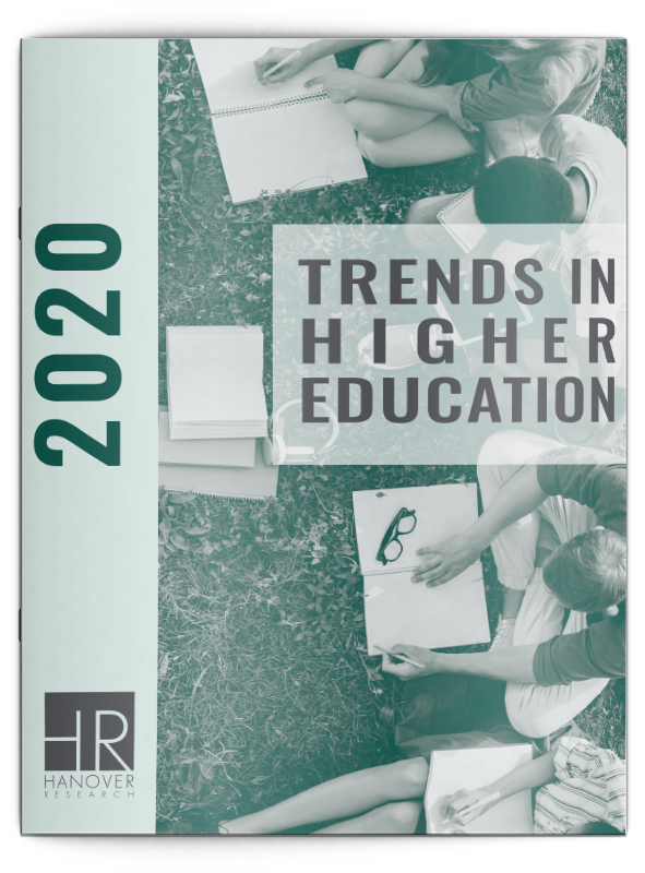2020 trends in higher education