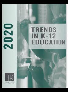 k-12 education trend report