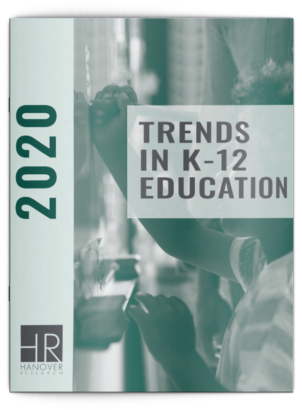 2020 Trends in K-12 Education