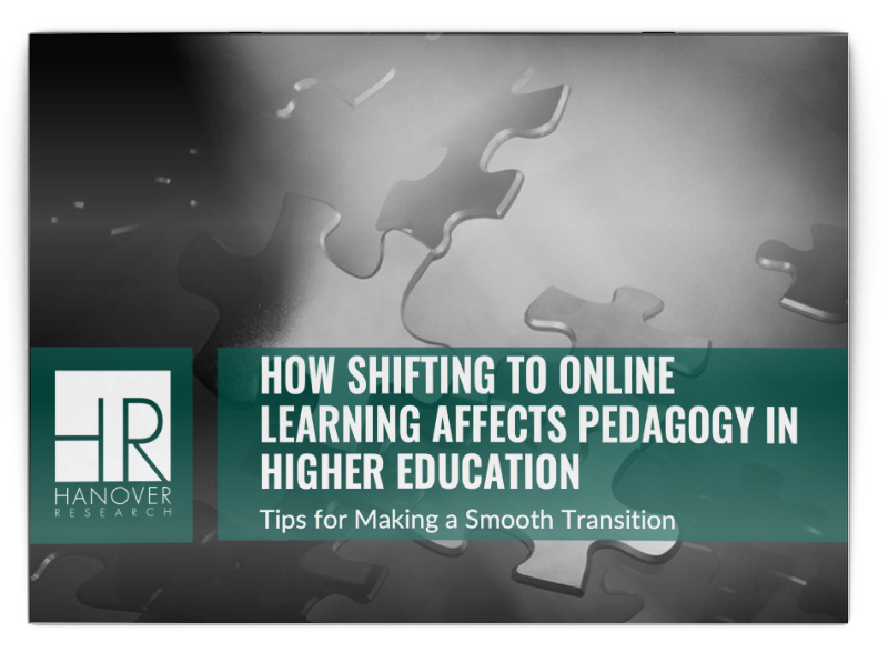 Webinar Recording: How Shifting to Online Learning Affects Pedagogy in Higher Education