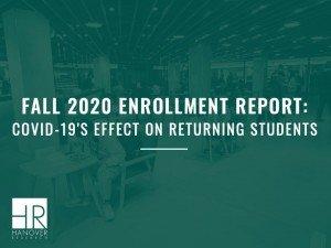 fall 2020 enrollment report