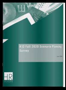 K12 Fall 2020 Scenario Planning Survey