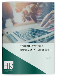k12 systemic implementation of equity