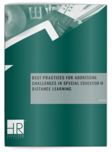 Best Practices for Addressing Challenges in Special Education in Distance Learning