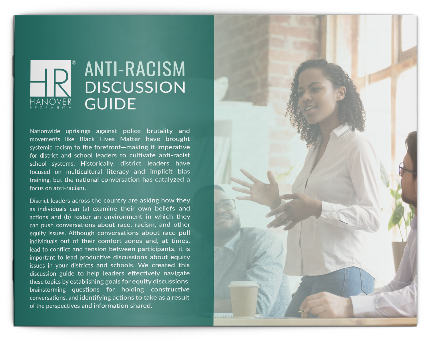 Anti-Racism Discussion Guide