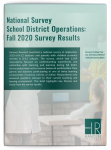 national district operations survey