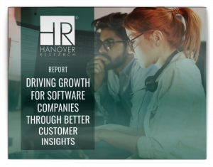 driving growth in the software sector through customer insights