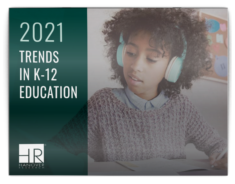 2021 trends in k-12 education