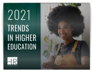 2021 trends in higher education