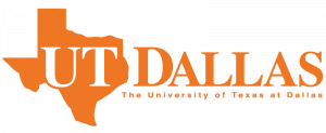 logo for the university of texas at dallas