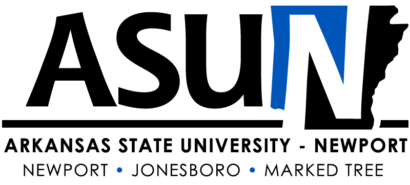 logo for arkansas state university - newport
