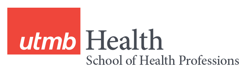 logo for the University of Texas Medical Branch School of Health Professions